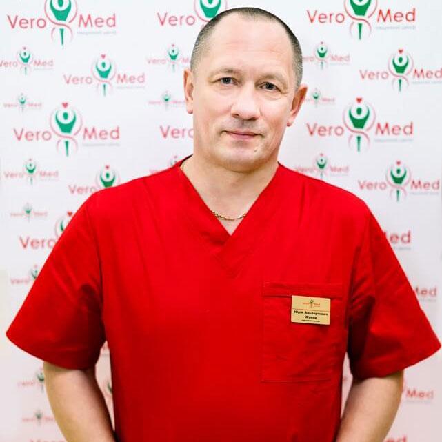 Żukow Jurij Albertowycz